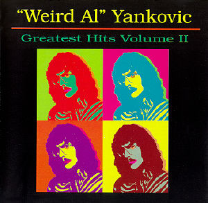 Compilations Rarities Product Categories Weird Al Yankovic
